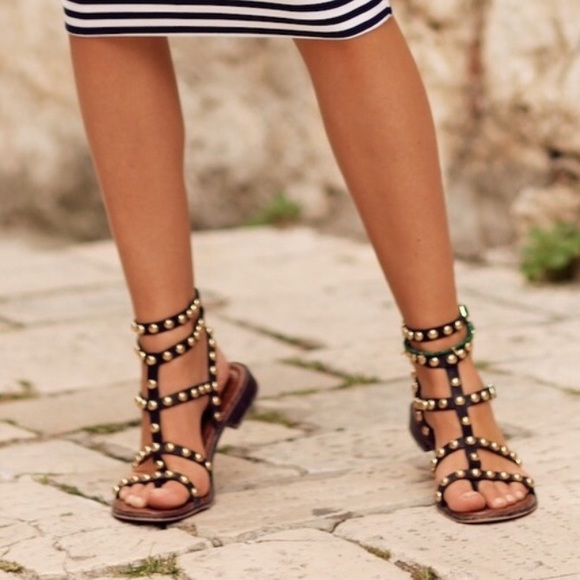 fe738aed092c Sam Edelman Gladiator Sandals (yellow)